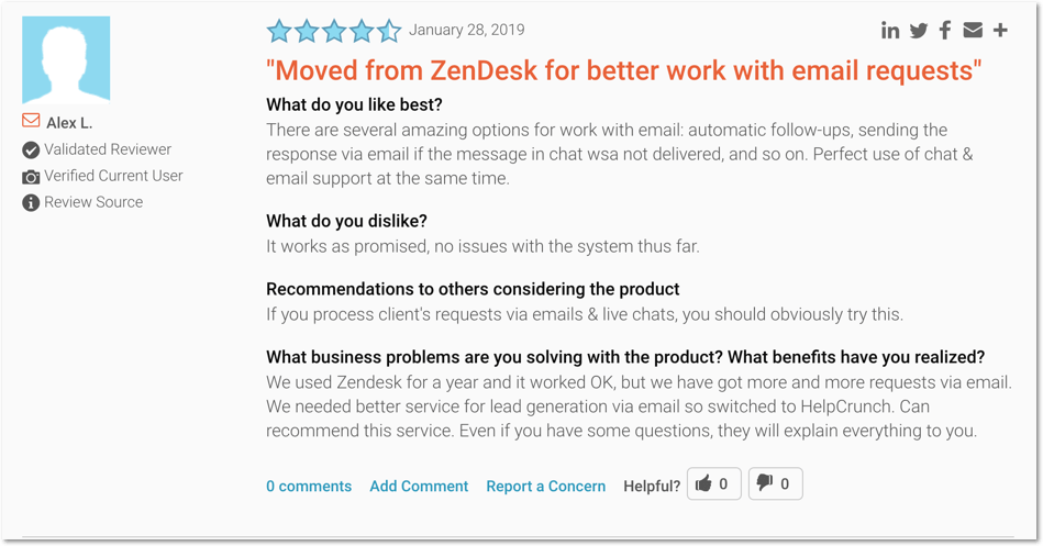 8 Zendesk competitors: which help desk software is for you