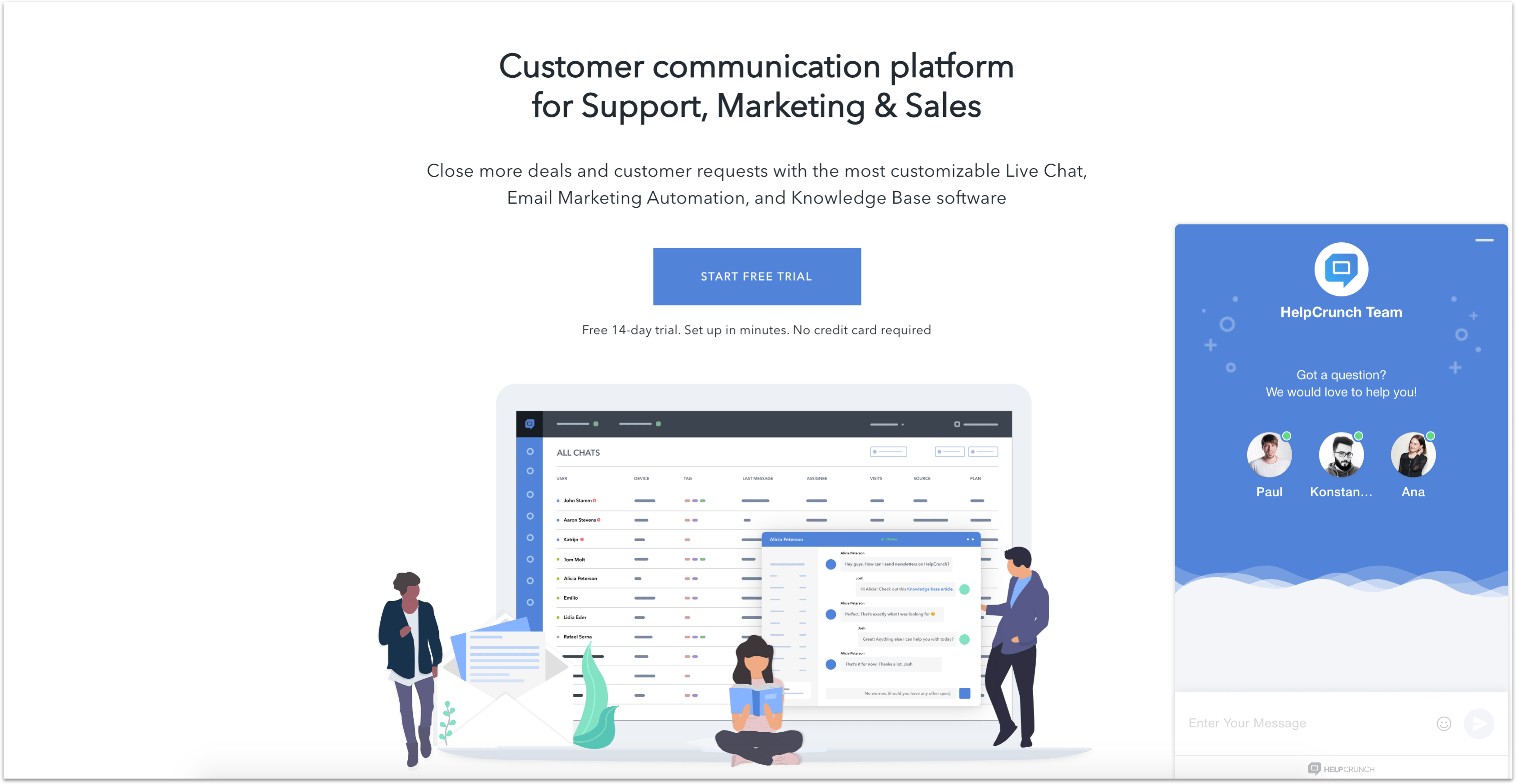 Helpscout Beacon 2.0 6 best live chat software in 2020 - helpcrunch blog