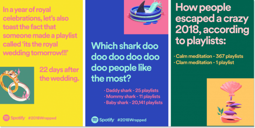 Spotify 2018Wrapped